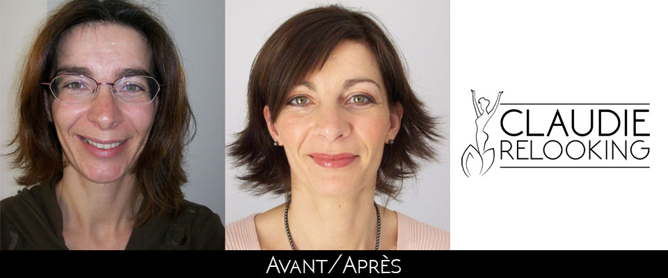 Relooking visagisme maquillage relooking aquitaine bayonne anglet b - Relooking avec photo ...